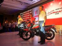 Hero Splendor iSmart 110 launched at Rs 53,300
