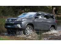 New Toyota Fortuner test mule spotted ahead of launch