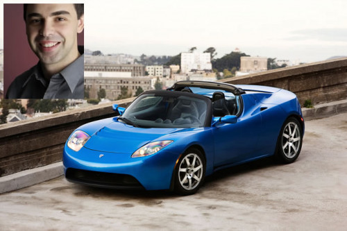 Car Brands That Start With D >> Larry Page Car Collection | CarTrade Blog