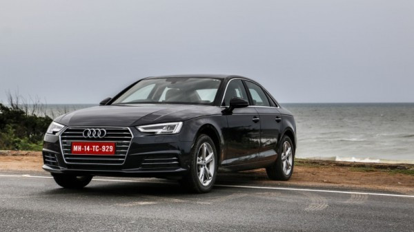 new audi a4 launched in india at rs lakh cartrade. Black Bedroom Furniture Sets. Home Design Ideas
