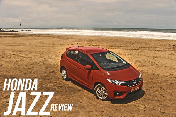 Honda Jazz Expert Review  Jazz Road Test