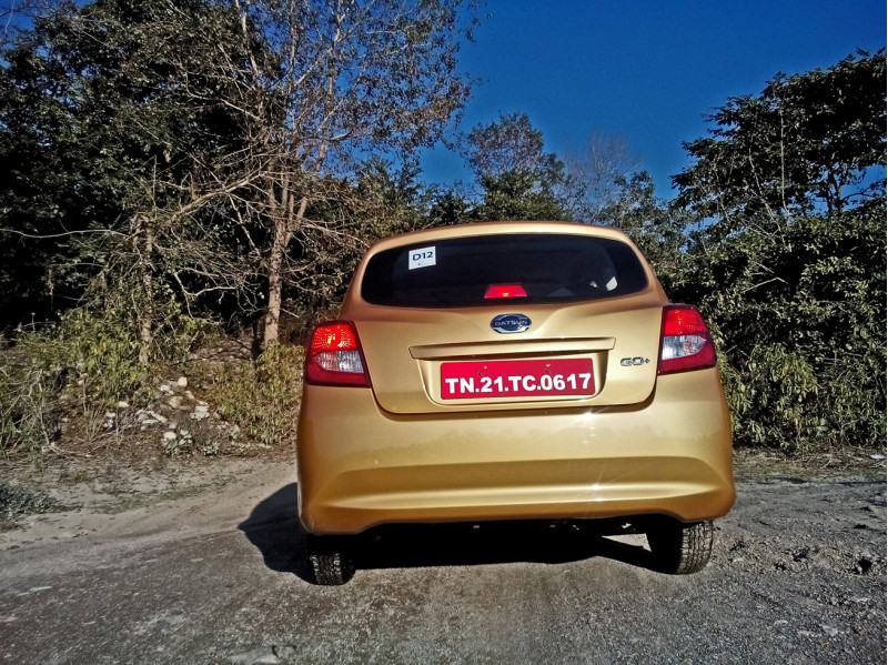 Datsun GO Plus Images, Photos and Picture Gallery - 206076 ...