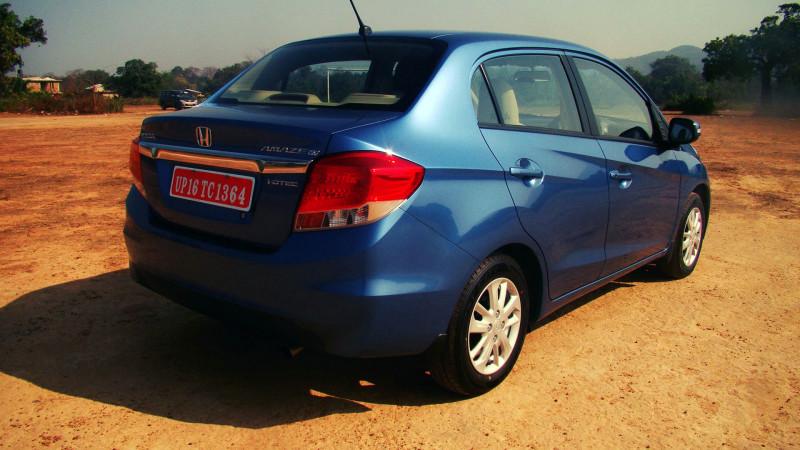Honda Amaze Diesel Car Price In Pune