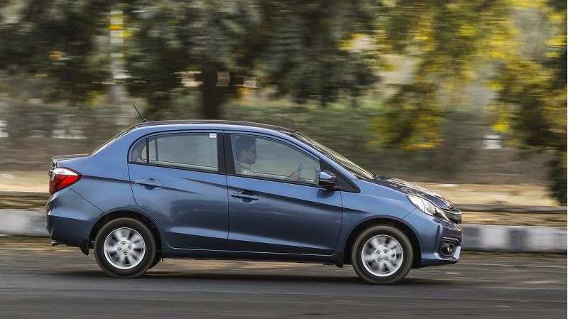 Honda Amaze Images Photos And Picture Gallery 206486