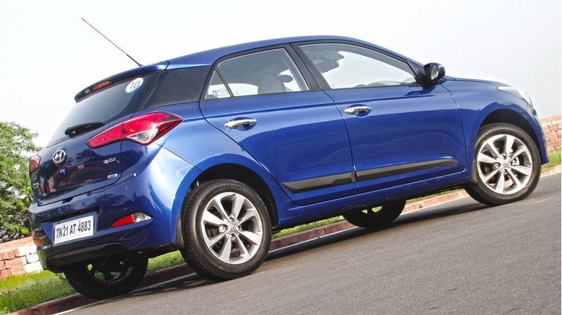 Hyundai Elite I20 Images Photos And Picture Gallery