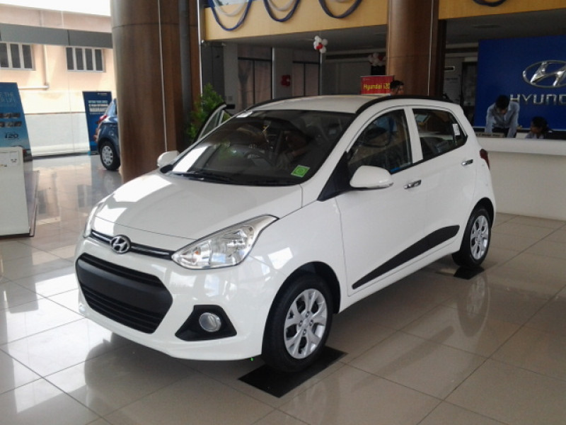 Hyundai Grand I10 Images, Photos And Picture Gallery