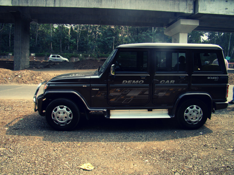 Mahindra Bolero Images Photos And Picture Gallery 116636 Cartrade