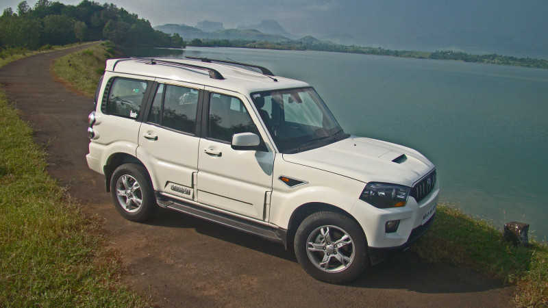 Mahindra Scorpio Images Photos And Picture Gallery 206000 Cartrade