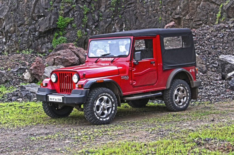 Mahindra Thar Images Photos And Picture Gallery 206372