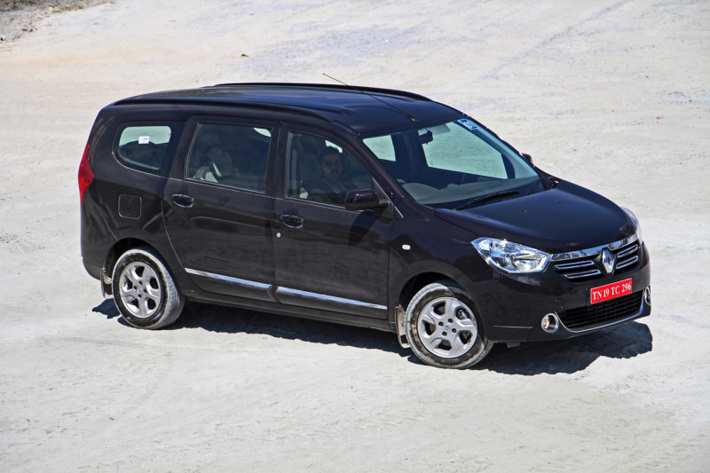 Renault Lodgy Images Photos And Picture Gallery 206142
