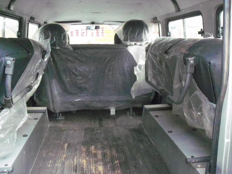 Toofan Car Seating Capacity