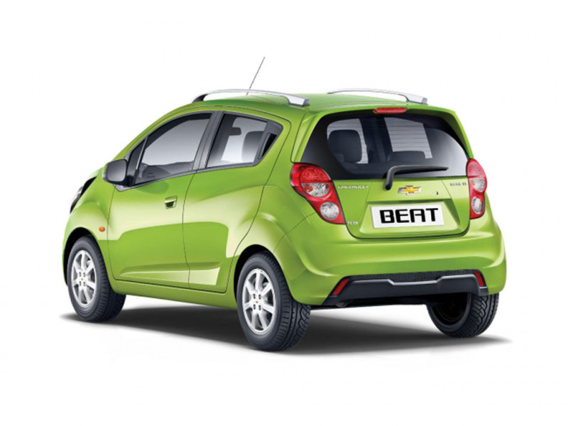 Chevrolet Beat Photos Interior Exterior Car Images