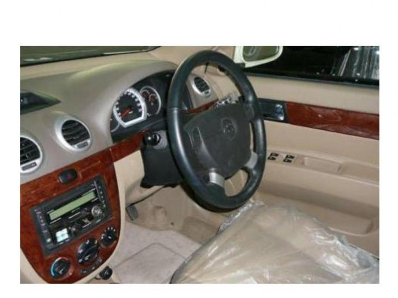 Chevrolet Optra Magnum Photos, Interior, Exterior Car ...