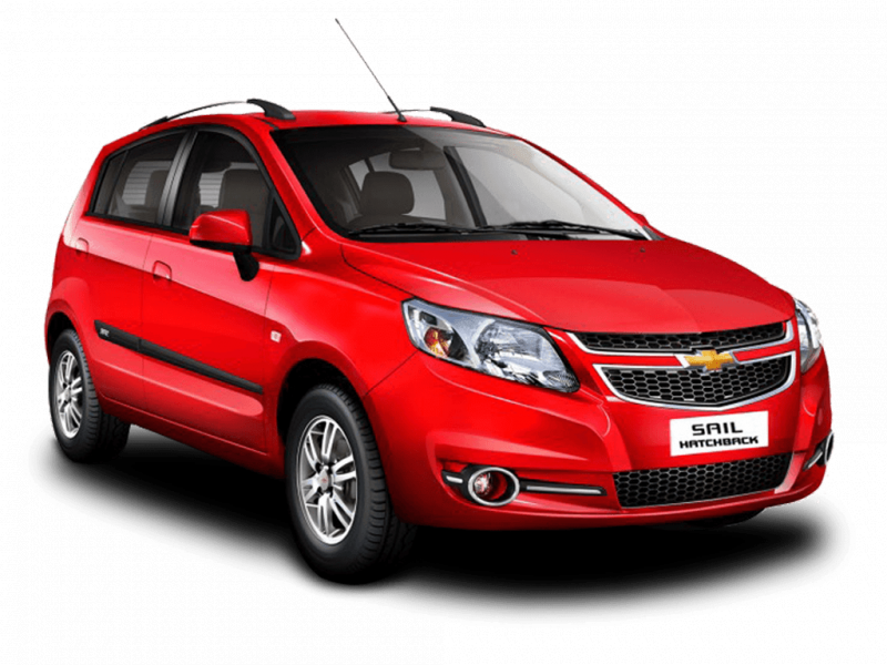 Chevrolet Sail Hatchback Price in India, Specs, Review ...