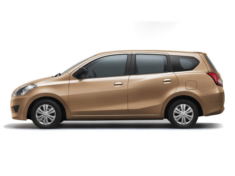 datsun go plus photos interior exterior car images