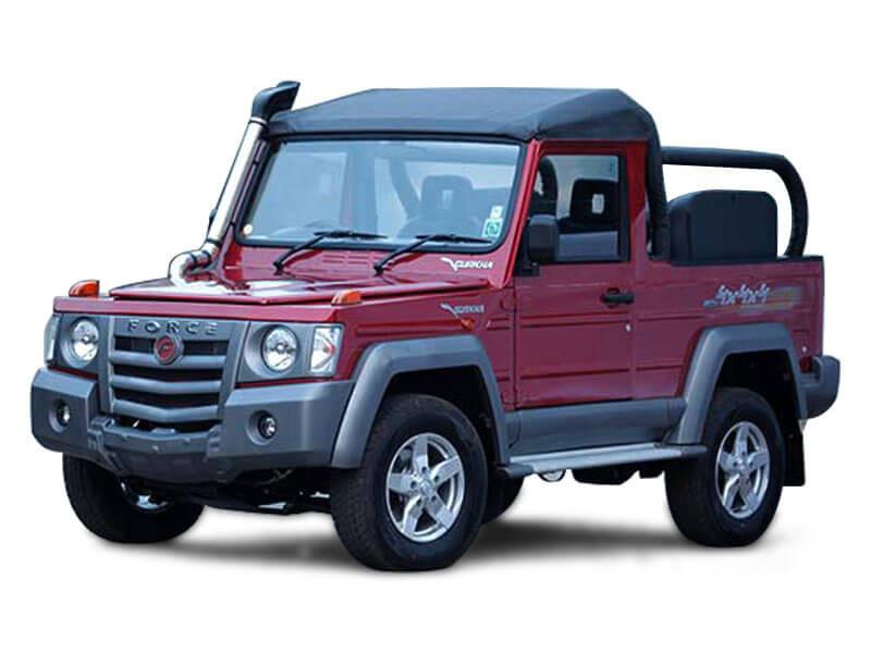 Ford Gurkha Car