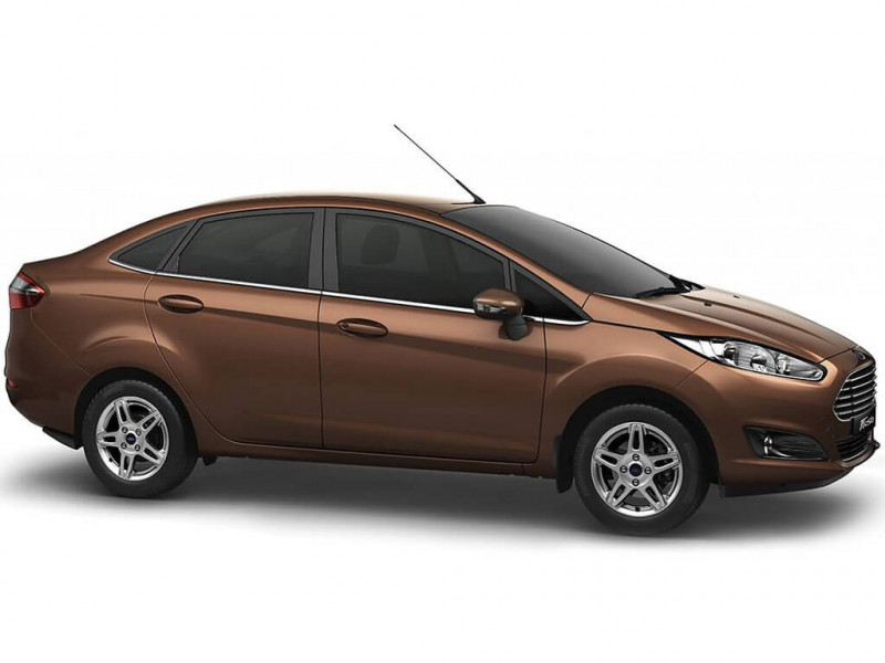 Cars Similar To Ford Fiesta