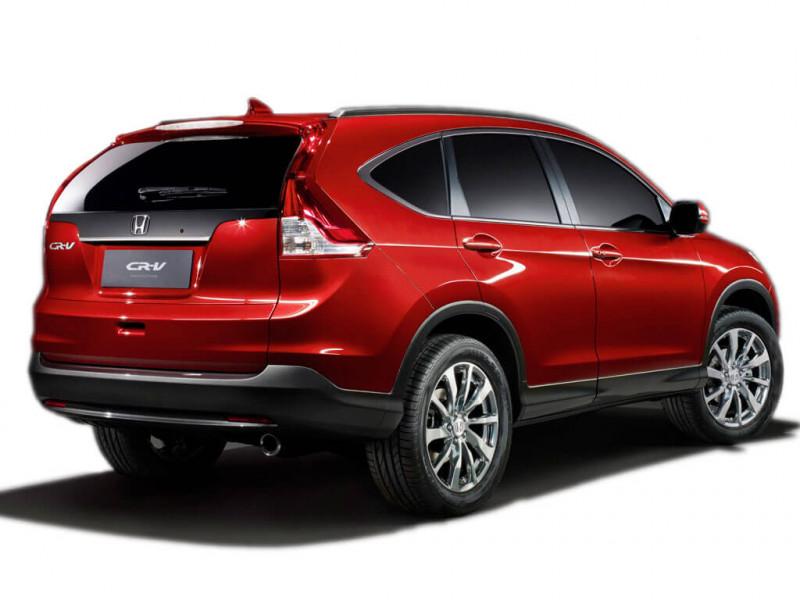 Honda CR V Photos, Interior, Exterior Car Images | CarTrade