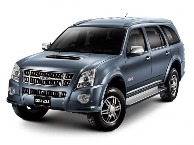 Isuzu Mu 7 Bs3 4x2 Mt Price Specifications Review Cartrade
