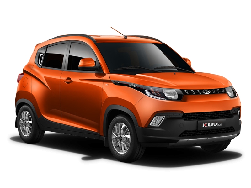 Mahindra Kuv100 Photos Interior Exterior Car Images