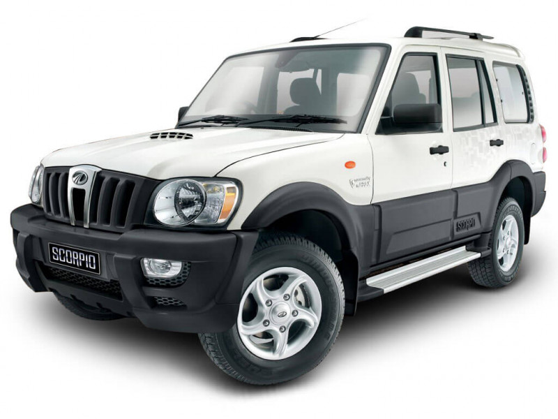 New Scorpio Car