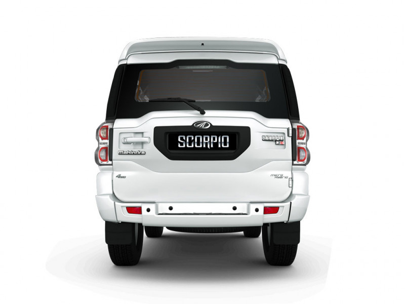 Used Mahindra Scorpio Mahindra Scorpio Specifications