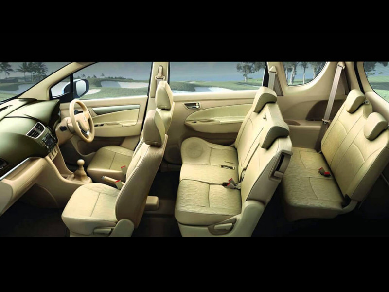 Maruti Ertiga Photos Interior Exterior Car Images Cartrade
