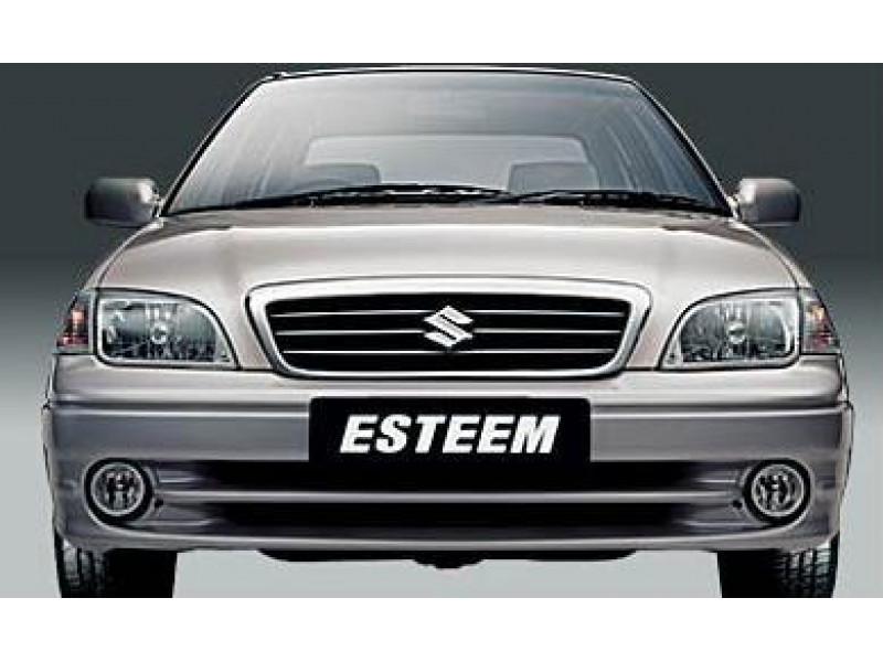 Suzuki Esteem Review