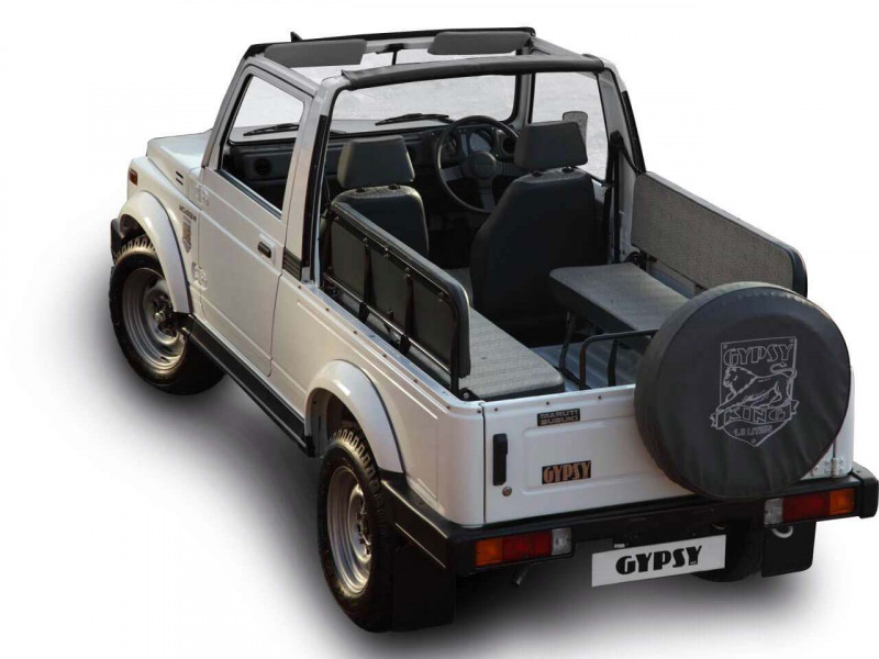 Maruti Suzuki Gypsy King Mileage