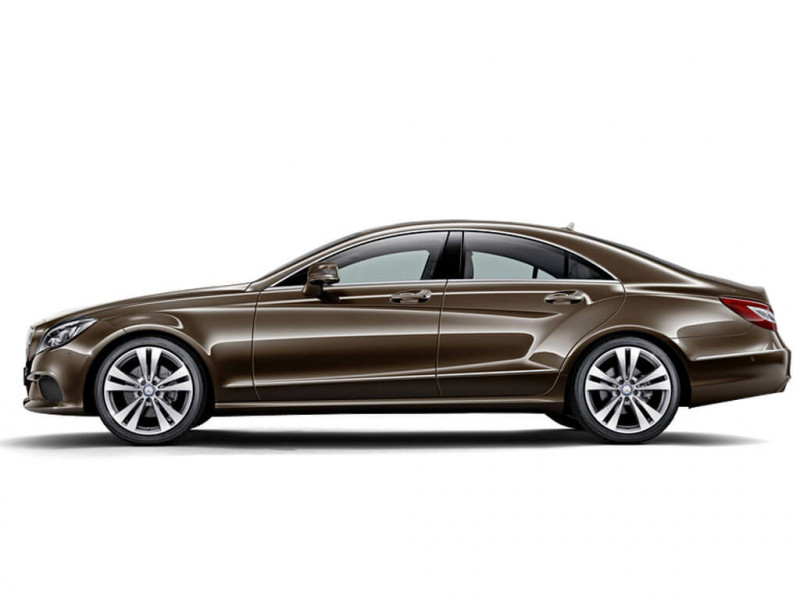 Mercedes benz cls photos interior exterior car images for Mercedes benz big car
