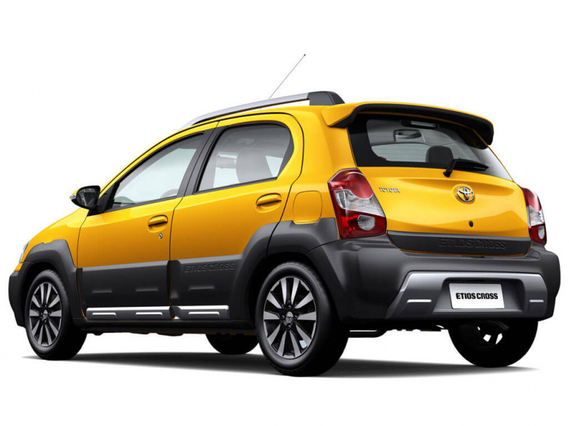 Toyota Etios Cross Photos Interior Exterior Car Images