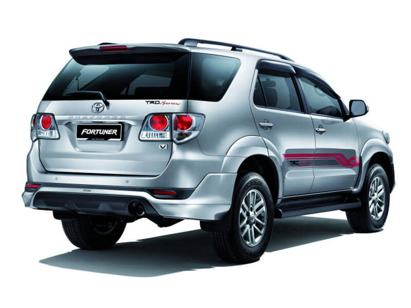 Toyota Fortuner Photos, Interior, Exterior Car Images ...