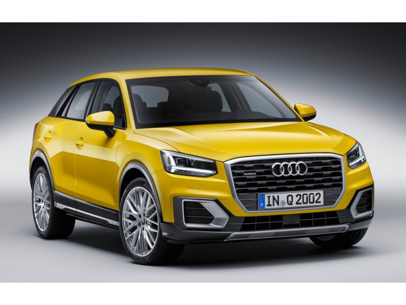 upcoming audi q2 price launch date specs cartrade. Black Bedroom Furniture Sets. Home Design Ideas